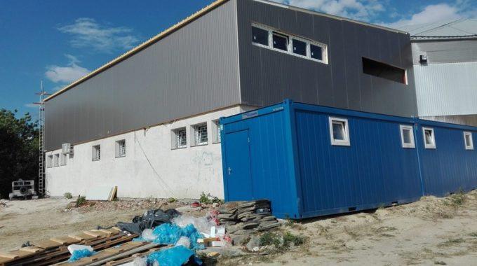 Csarnok építés – Székesfehérvár